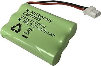 Motorola MBP481 MBP482 MBP483 Baby Monitor Battery Pack 3.6V 800mAh NiMH Rechargeable Type GB380863