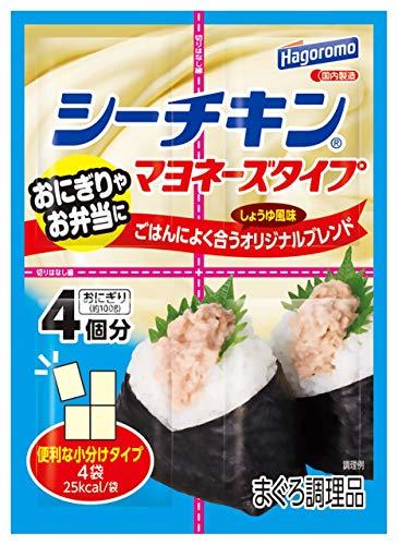 はごろも シーチキン マヨネーズタイプ しょうゆ風味 40g (0825)×8個