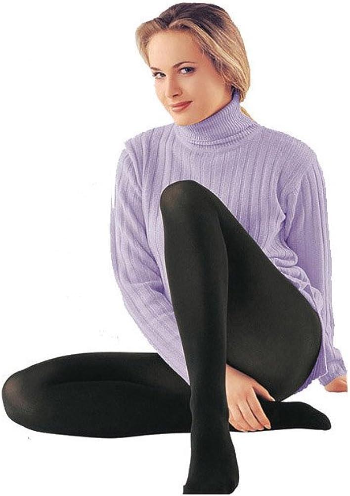 Conte Women's 50 denier Microfiber Footed Pantyhose Tights - Episode