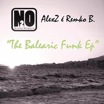 The Balearic Funk - Ep