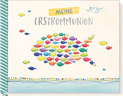 Meine Erstkommunion: Foto- und Erinnerungsbuch