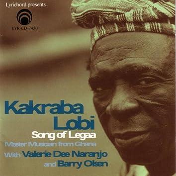 Song of Legaa, Master Musician from Ghana - Kakraba Lobi (gyil player)