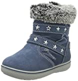 Primigi Gore-Tex Psn 43642, Botas Niñas, Azu/Jeans 4364200, 28 EU