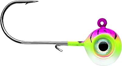 VMC Neon Moon Eye Jig 3/8 Pink Fire UV