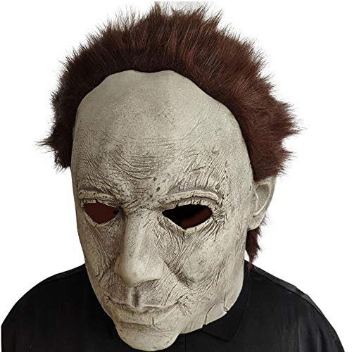 Horrgasd Máscara de Michael Myers Halloween, Michael Myers, Máscara de Halloween