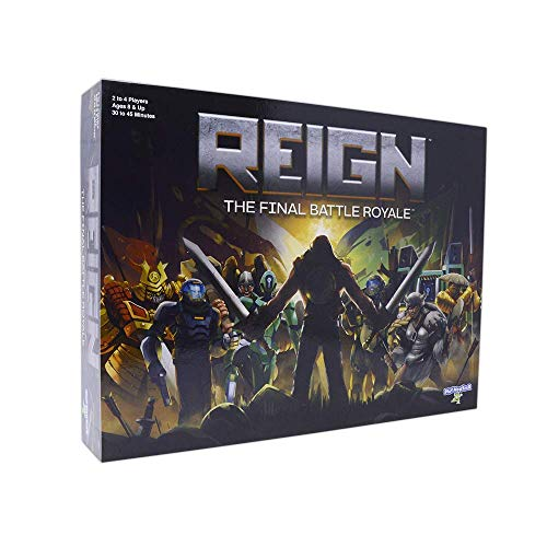 Reign--Battle Royale Strategy Game for Kids and Families