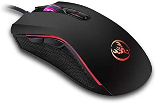 Hot Selling 3200dpi With Led Gaming Mouse For Computers