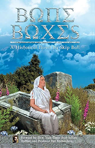 BONE BOXES: Three mysterious figures rise from the dead and appear in Jerusalem (English Edition)
