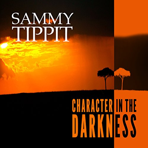 Character in the Darkness audiobook cover art