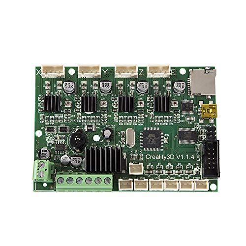 Creality CR-10/10Mini Motherboard Controller Board Mainboard for 3D Printer Self Assembly DIY Kit with USB Port & Power 12V