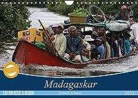 Madagaskar (Wandkalender 2022 DIN A4 quer): Das tropische Naturparadies Madagaskar begeistert durch eine ueberwaeltigende Vielfalt an Landschaften, Tieren und Pflanzen. (Monatskalender, 14 Seiten )
