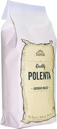Suma Commodities - Organic   Polenta - organic   2 x 25kg