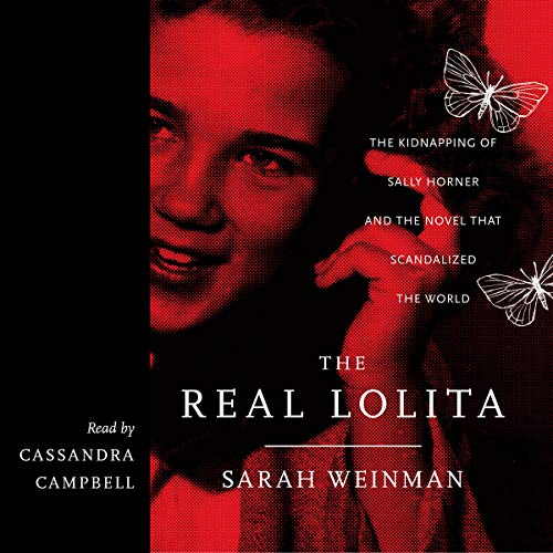 The Real Lolita audiobook cover art