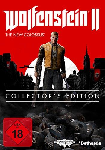 Wolfenstein II: The New Colossus - Collector's Edition XBOne [Importación alemana]