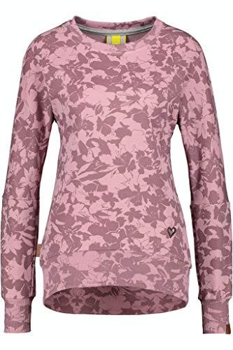 Alife and Kickin Damen DarlaAK Sweatshirt, Blush, L