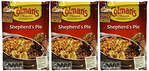 3 x Colman's Shepherd's Pie by Max 77% OFF 1.75-ounce Al sold out. Mix package