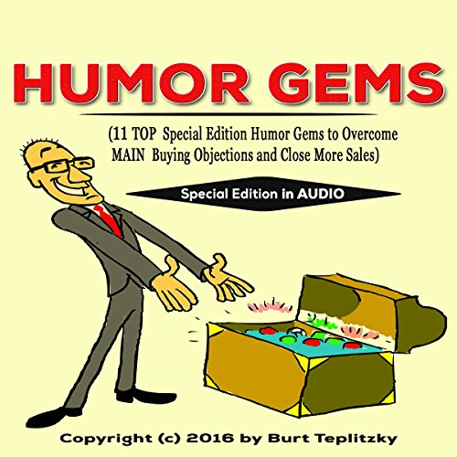 Humor Gems audiobook cover art