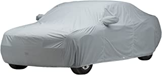 Covercraft Custom Fit Car Cover for Dodge Challenger  (WeatherShield HP Fabric, Gray)