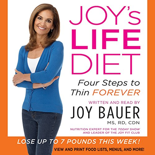 Joy's Life Diet Unabridged audiobook cover art