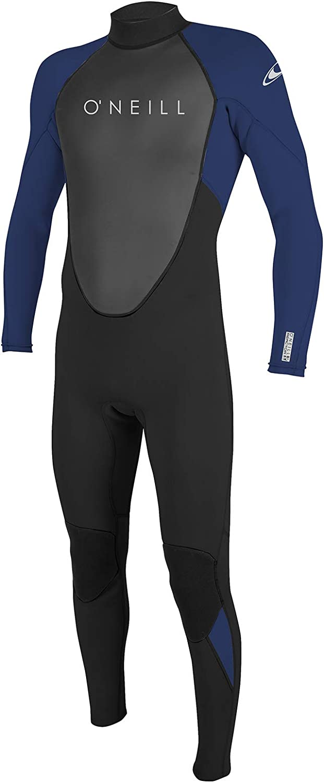 O'Neill Miami Mall Men's Reactor II 3 Back 2mm Wetsuit Sale price Full Zip