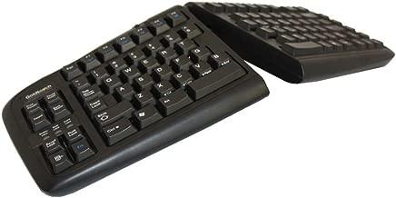 GOLDTOUCH Adjustable Keyboard Black Ergonomic Keyboard