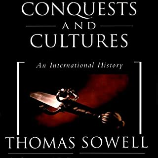 Conquests and Cultures audiobook cover art