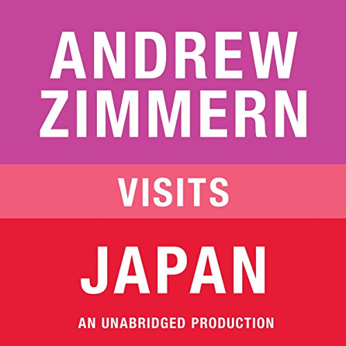 Andrew Zimmern Visits Japan cover art