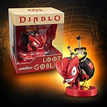 Diablo III Loot Goblin Amiibo  Not Platform Specific