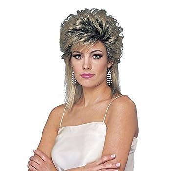 80s Sprayed Wig