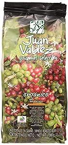 Café Orgánico Balanceado Juan Valdez en grano 1.000g