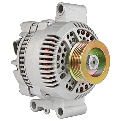 DB Electrical AFD0012 New Alternator For 5.0L 5.0 5.8L 5.8 Ford Pickup 93 94