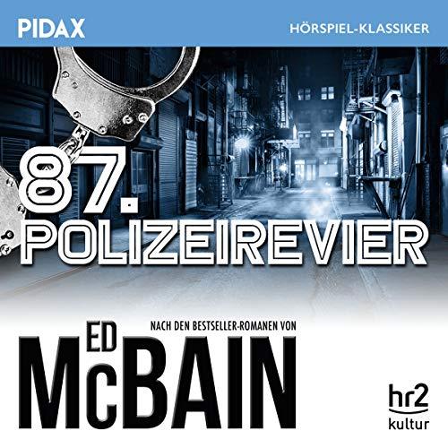 Ed McBain - 87. Polizeirevier Titelbild