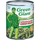 Delicious and tender green beans Makes a great side or part of a dish All fresh ingredients A good source of vitamins and minerals Fat free