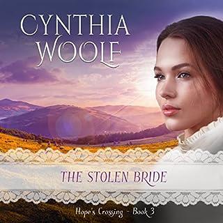 The Stolen Bride audiobook cover art