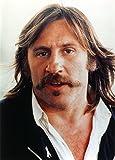 Celebrity Photos Gerard Depardieu Close Up Portrait Photo