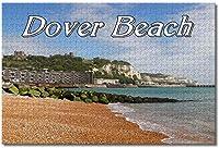 BEI YU MAN.co 英国イングランドドーバービーチ大人のためのジグソーパズル子供1000ピース木製パズルゲームギフト用家の装飾特別な旅行のお土産