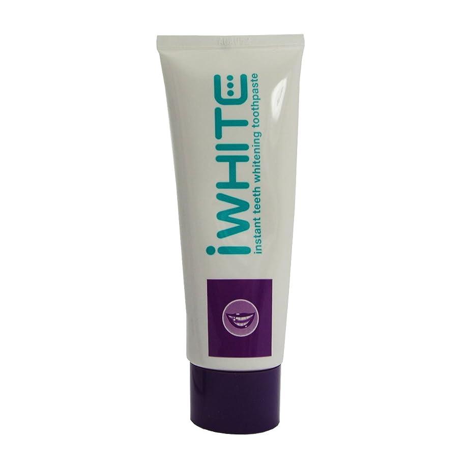 軍ペナルティドラッグIwhite Whitening Toothpaste 75ml [並行輸入品]