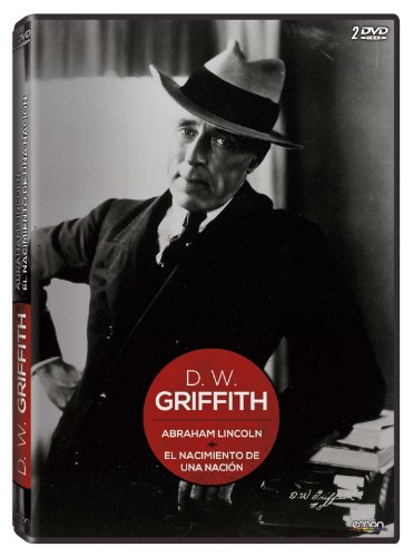 Pack D. W. Griffith: Abraham Lincoln + El Nacimiento De Una Nación...