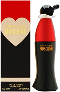 Moschino Cheap and Chic - perfumes for women, 100 ml - EDT Spray