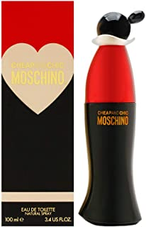 Cheap and Chic by Moschino for Women 3.4 oz Eau de Toilette Spray