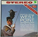 Morton Gould West Point Symphony / Robert Russell Bennett Symphonic Songs for Band / Clifton Williams Fanfare and Allegro / Julian Work Autumn Walk / Frederick Fennell, Eastman Wind Ensemble