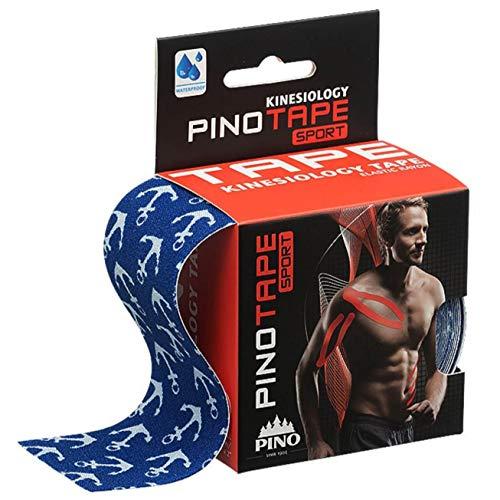 Pinotape Pro Sport © - kinesiologisches Tape 5 cm x 5 m- besonders hautverträglich (Anchor)
