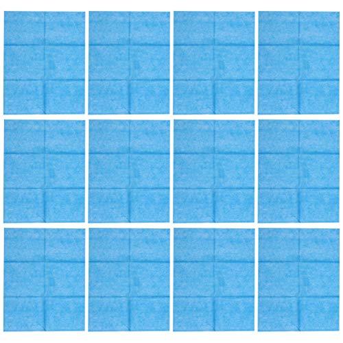 Artibetter 20Pcs Draps Jetables Non-Tissés Coussins de Lit Tapis Sous-Tapis pour Hôtel Hôpital Massage Soin Du Visage Beauté Corps Épilation Spa (1 Mx 2 M)