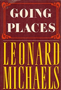 Going Places 0374517118 Book Cover