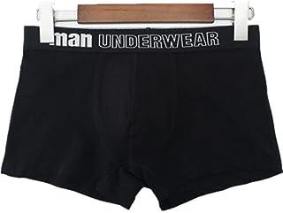 Men's Underpants Briefs Underwear Elastic Comfortable Soft Breathable Boxer Shorts Clothing Panty Panties Boxer Men