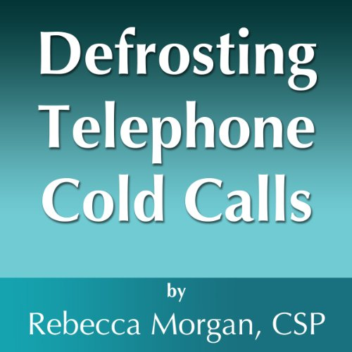 Defrosting Telephone Cold Calls audiobook cover art