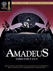 Cover Amadeus (Director's Cut)