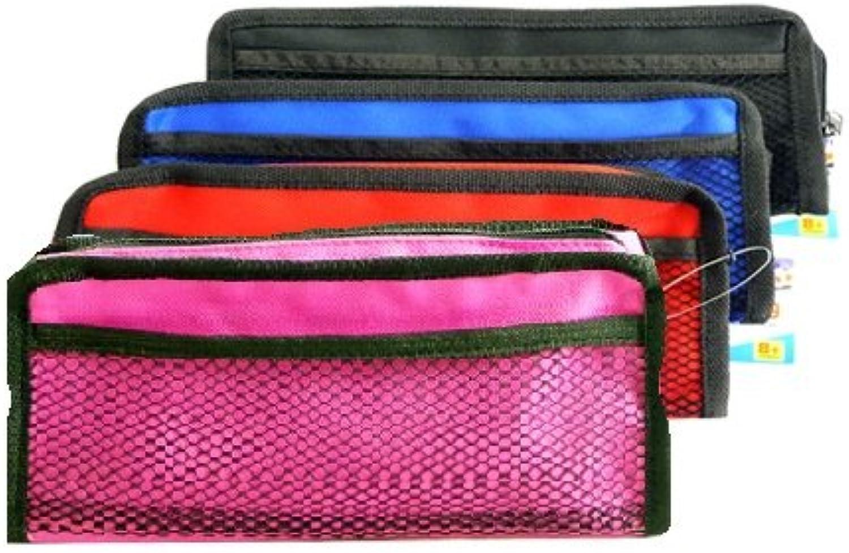 Family Maid Girl'S 3 St&uu ;ck, Federm&au ;ppchen mit Netztasche Farben k&ou ;nnen variieren B00LU16UCA | Bunt,