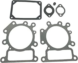 794152 Engine Valve Gasket Set for Briggs Stratton 31A807 31E877 31Q507 31R507 Vertical Engines 690190 794152 with Cylinder Head Gasket Set and Seal Valve