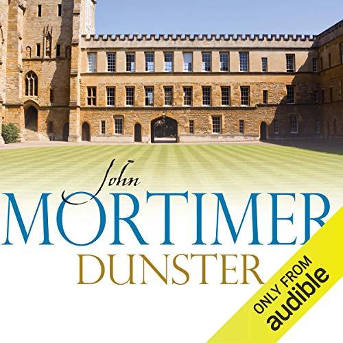 Dunster audiobook cover art